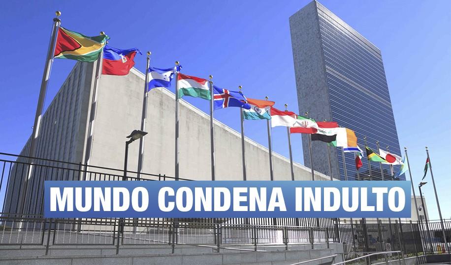 <H1>El Mundo condena indulto a Fujimori [Actualizado]</H1>-<p style='font-weight: normal;'>Organizaciones internacionales de Derechos Humanos, destacados medios de prensa internacionales,  grupos profesionales, y una serie de personalidades se han pronunciado contra el indulto a Alberto Fujimori</P></H6>