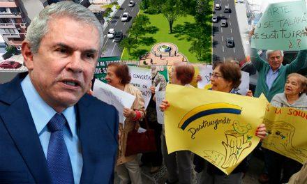 Poder Judicial ordena suspensión de obras en Aramburú