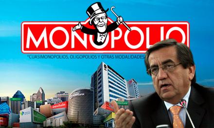"""Las letras pequeñas de la ley """"antimonopolio"""" de Jorge Del Castillo"""