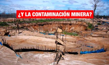 ¿Y cuándo asumirán las empresas mineras su responsabilidad?