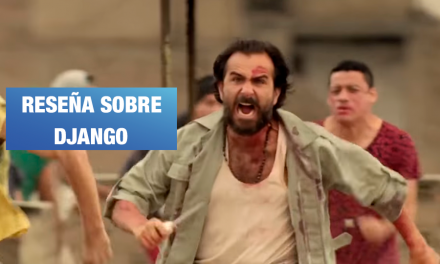 <H1>Django, sangre de mi sangre</H1>-<p style='font-weight: normal;'>Por Mónica Delgado</P></H6>