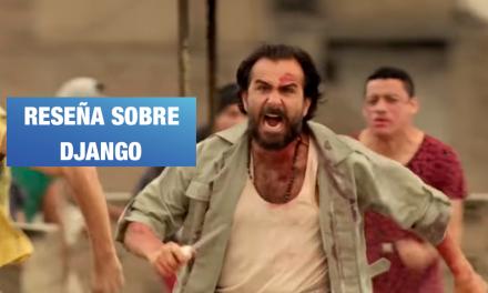Django, sangre de mi sangre