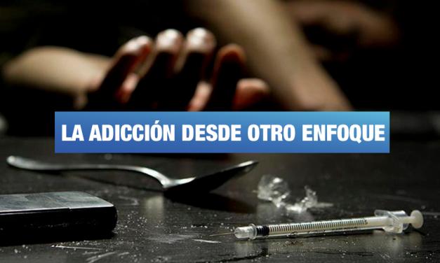 <H1>La necesidad de darle otra perspectiva al problema de la adicción</H1>-<p style='font-weight: normal;'>Por Diego Hernández Núñez </P></H6>