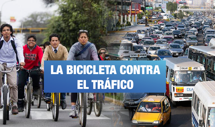 Hagamos de la bicicleta una alternativa real