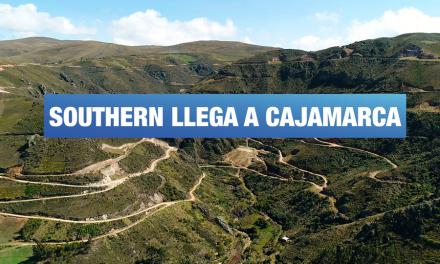 Cajamarca: Southern gana concesión del proyecto Michiquillay
