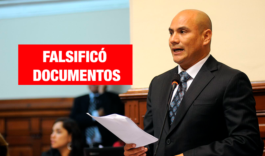 Joaquín Ramírez: Policía descubre falsa documentación en la formalización de su universidad