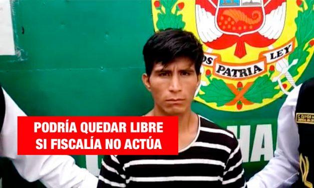 <H1>Sujeto confesó violación de 12 menores pero solo está detenido por drogas</H1>-<p style='font-weight: normal;'>Víctor Hugo Fernández Romero confesó a haber abusado sexualmente de al menos 12 menores de edad.</P></H6>