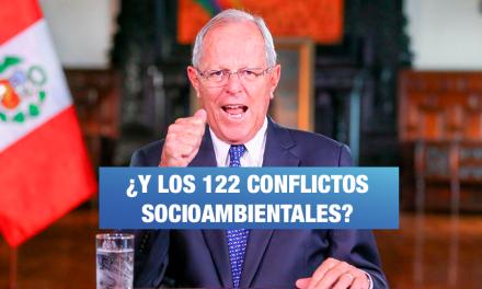 ¿Año de la Reconciliación? Perú inicia el 2018 con 122 conflictos socioambientales