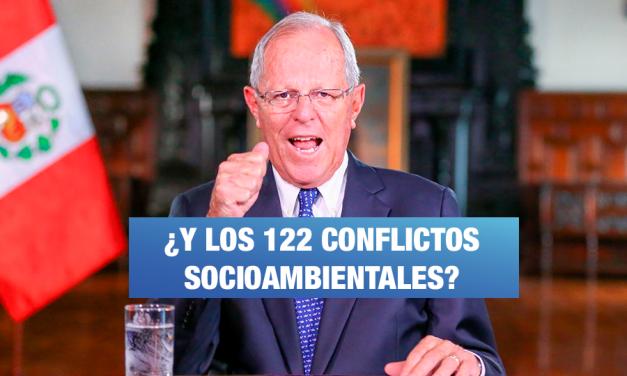 <H1>¿Año de la Reconciliación? Perú inicia el 2018 con 122 conflictos socioambientales</H1>-<p style='font-weight: normal;'>La minería es la actividad productiva más vinculada a los conflictos socioambientales.</P></H6>