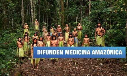 Tribu amazónica crea enciclopedia de medicina tradicional