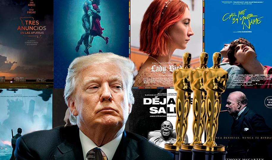 Predicciones Oscar 2018: La era Trump frente a la figura de un anfibio latino