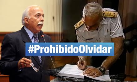 Fujimorista Carlos Tubino firmó el Acta de Sujeción de Montesinos