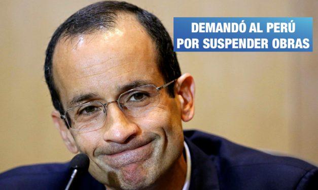 <H1>Perú gastará casi US$7 millones para defenderse de demanda de Odebrecht</H1>-<p style='font-weight: normal;'>Por suspender la obra del Gasoducto Sur Peruano, Odebrecht demandó al Perú ante el Ciadi. </P></H6>