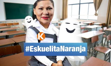 """Yesenia Ponce y sus compañeros """"fantasma"""" de colegio"""