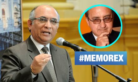 #Memorex | Julio Rosas tuvo como asesor a Sergio Tapia, abogado vinculado a grupos neonazis