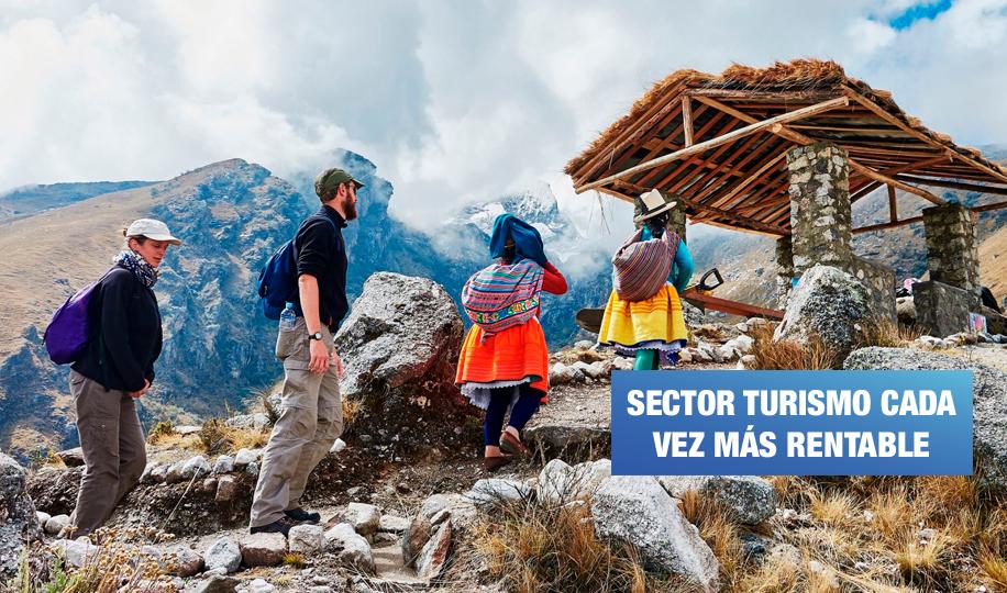 Perú: más de 2300 millones de soles generó el turismo en áreas naturales protegidas en el 2017