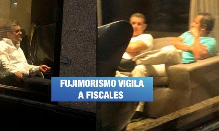 Denuncian a asesor fujimorista de espiar a fiscales peruanos en Brasil