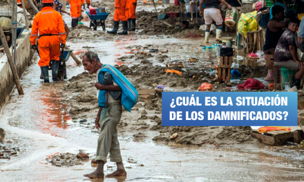 Carapongo: La salud mental de los damnificados a un año del Niño Costero
