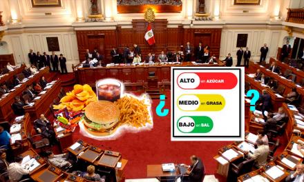 Ejecutivo considera que etiquetado de alimentos creado por el Congreso es 'un grave peligro'