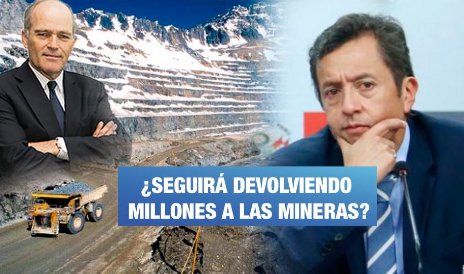 El nuevo ministro de economía y los multimillonarios beneficios a mineras