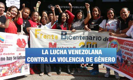 <H1>Los avances contra la violencia de género en Venezuela</H1>-<p style='font-weight: normal;'>Feministas de Venezuela compartieron sus avances en la Cumbre de los Pueblos.</P></H6>