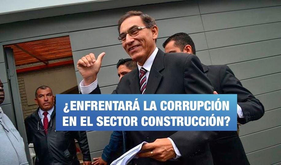 Vizcarra y las constructoras corruptas, por Pedro Francke