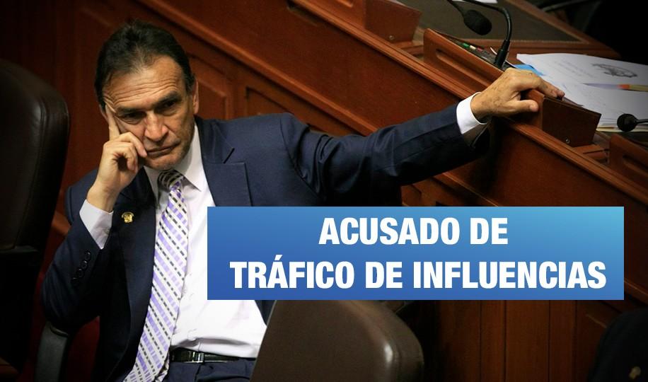 Alcalde denuncia que congresista Becerril intervino para favorecer a su hermano
