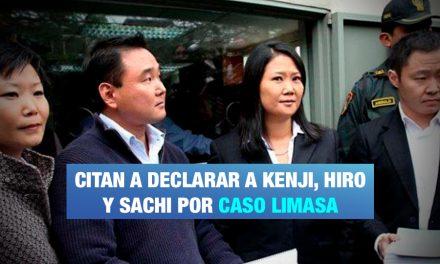 Hermanos Fujimori citados por Fiscalía