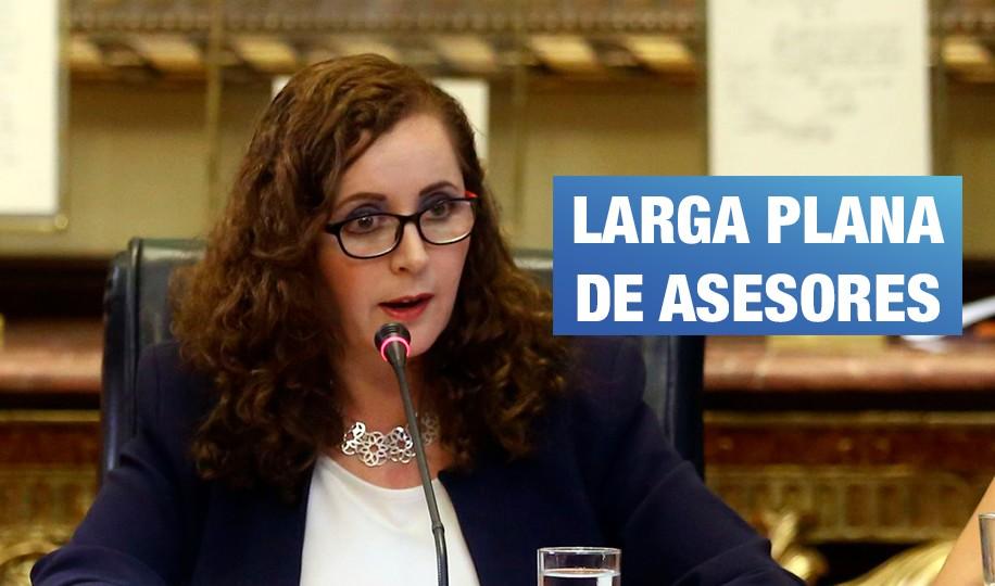 Fujimorista Bartra mantiene a 25 asesores en Comisión Lava Jato
