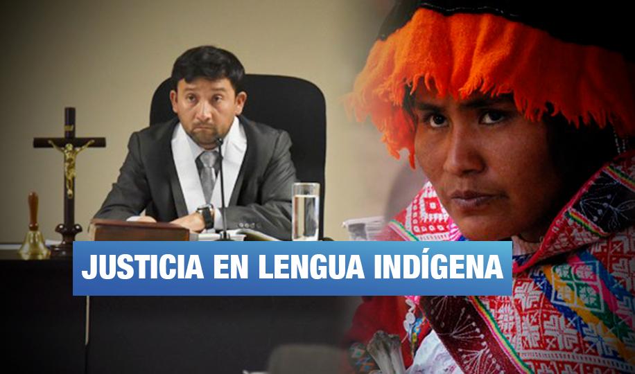 Tribunal Constitucional reivindica el uso de lenguas originarias