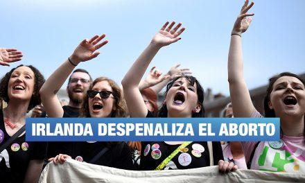 Irlanda: Uno de los países más católicos de Europa le dice sí al aborto legal