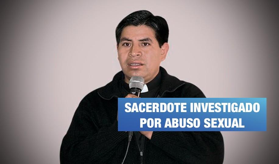 Ayacucho: Ex seminarista mintió para cubrir a cura acusado de violador