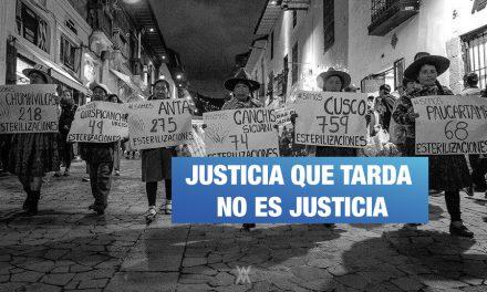 Esterilizaciones forzadas: Exigen a fiscal no dilatar denuncia contra Fujimori y exministros