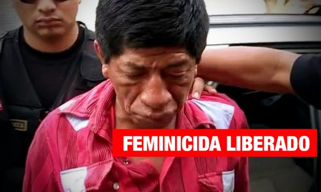 Feminicida liberado: revocan condena de hombre que quemó a su pareja