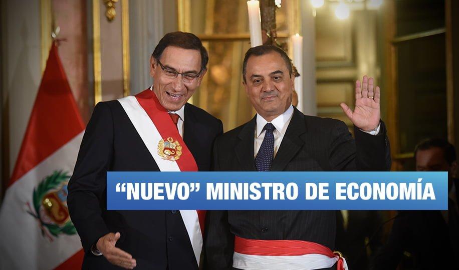 El ministro Carlos Oliva: más de lo mismo, por Pedro Francke