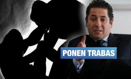 Ejecutivo pone en riesgo imprescriptibilidad de delitos sexuales contra menores de edad