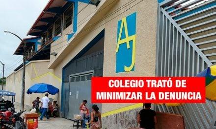 Escolares intentan violar a adolescente dentro de colegio en Loreto