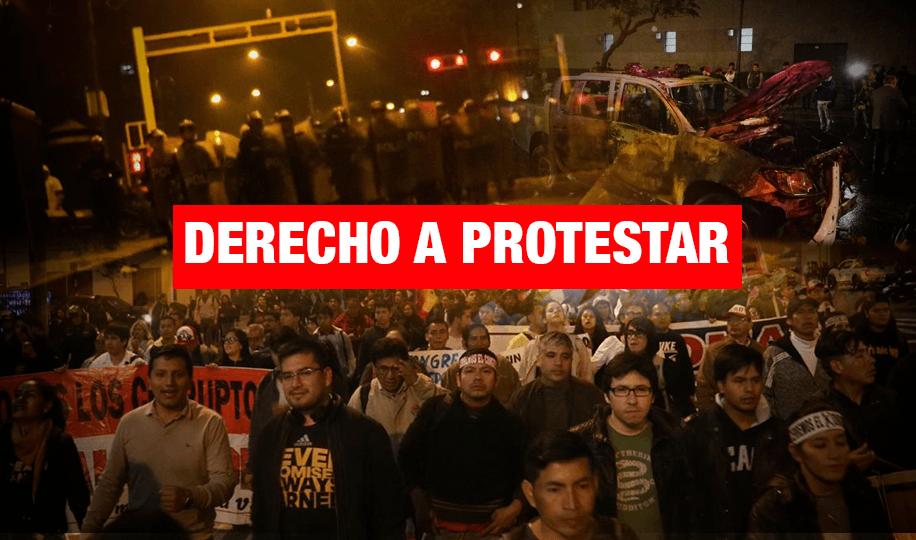 Editorial: Las prácticas fujimontesinistas se sienten en la calle (y en los medios)