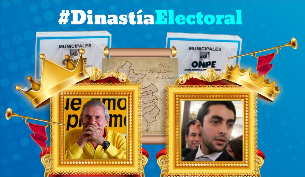 #DinastíaElectoral ¿Quién es Luis Castañeda Pardo?