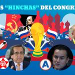 <H1>Congresistas viajan a Rusia y no asistirán a Pleno</H1>-<p style='font-weight: normal;'>Cuatro 'padres de la patria' decidieron vivir la fiebre del fútbol, incluso sin conocimiento de su bancada.</P></H6>