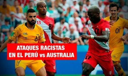 Luis Advíncula fue víctima de racismo por hinchada australiana en el Mundial