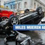 La otra guerra interna: El terror del transporte en nuestro país, por Kely Alfaro