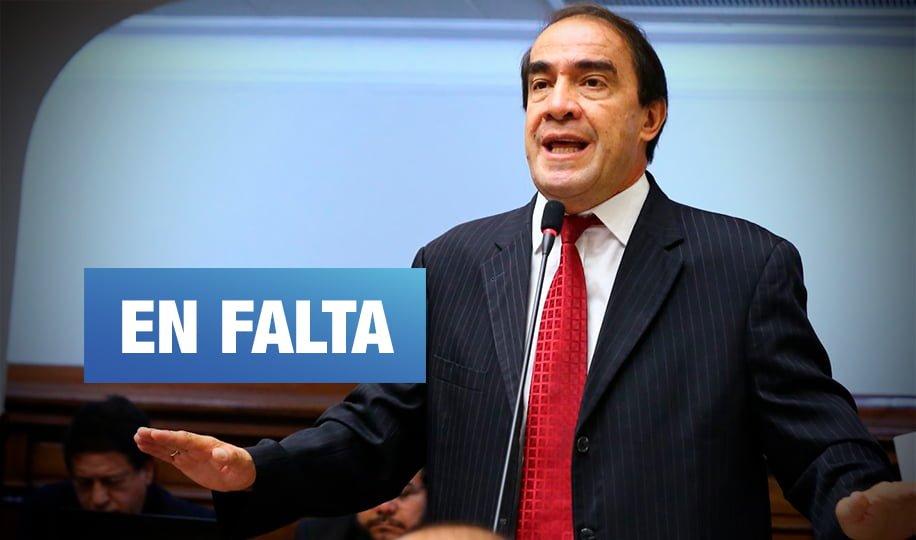 Congresista Lescano comete infracción electoral al llamar a votar por candidato de su partido