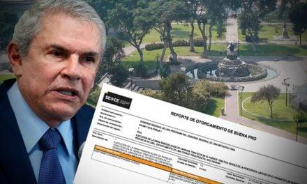 Gestión Castañeda otorga buena pro a parque fujimorista sin evaluación del Ministerio de Cultura