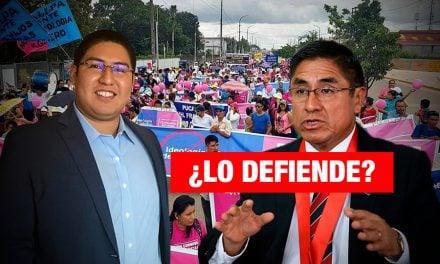 Vocero de CMHNTM sobre audio de juez Hinostroza: «Se ha interpretado de forma tendenciosa»