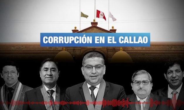 Los audios de la infamia y el Callao, por Julio Arbizu