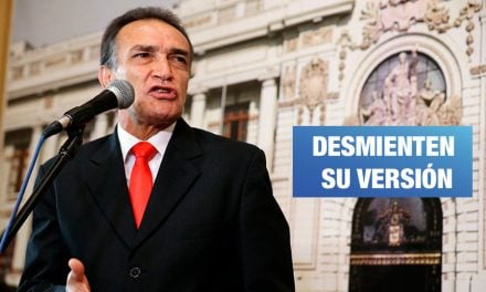Baltazar Morales del CNM: Becerril venía en representación de su bancada