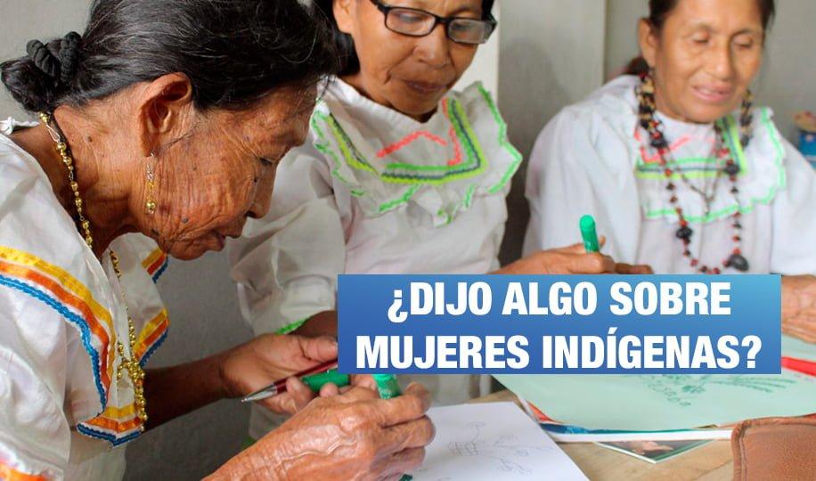 Organización de comunidades indígenas se pronuncia sobre el discurso de Vizcarra