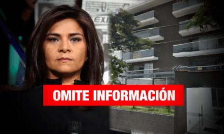 Esther Capuñay: Cuatro bienes no declarados ante el JNE