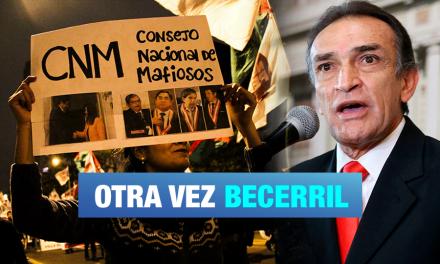 """Becerril pretende """"desviar atención"""" de CNMaudios con proyecto que sanciona cubrirse rostro en protestas"""